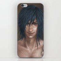 Lloyd iPhone & iPod Skin