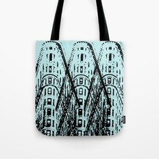 Triple Iron Tote Bag