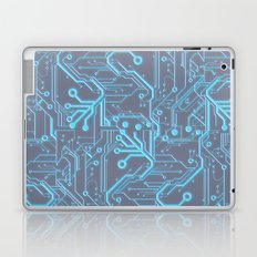 1982 Blue Laptop & iPad Skin