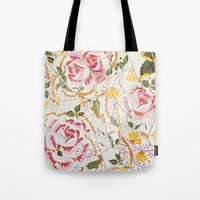 Tiling with pattern 7 Tote Bag
