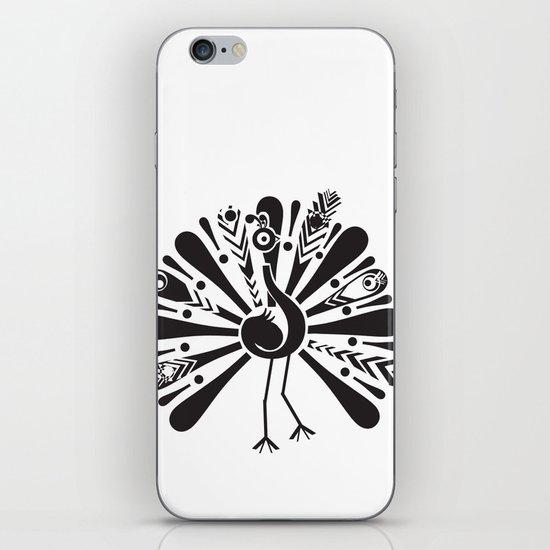 p bird iPhone & iPod Skin