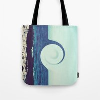 Ocean And Sky Tote Bag