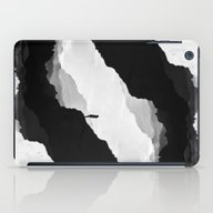 White Isolation iPad Case