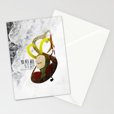 Made to be Ruled : Loki Stationery Cards