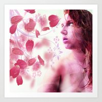 I Used To Fall In Love  Art Print