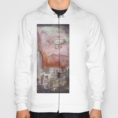 Boat over the City Hoody