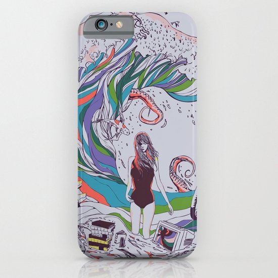 Ocean Myths iPhone & iPod Case
