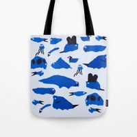 Whimsical Critters Tote Bag
