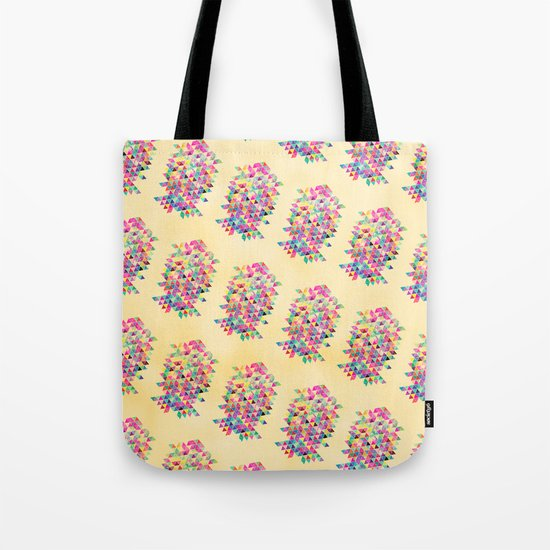 Kick of Freshness Tote Bag
