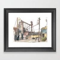 Jensen & Pilegard Framed Art Print