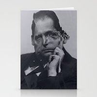 Cut Gropius 3 Stationery Cards