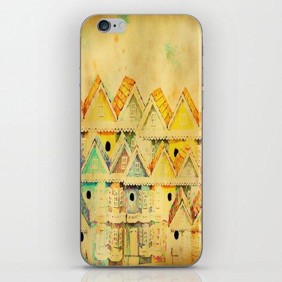 Bird Town 023 iPhone & iPod Skin