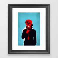 Eddie Vedder Framed Art Print