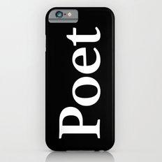Poet inverse edition Slim Case iPhone 6s