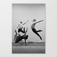 Bodyvox Two Canvas Print