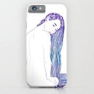 Water Nymph XX iPhone 6 Slim Case