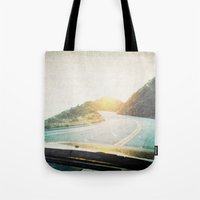 Letters From The Road 2 Tote Bag
