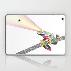 Frog Attack Laptop & iPad Skin