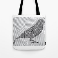 Put a Broken Bird On It! Tote Bag