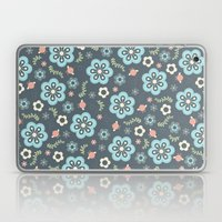 Whimsy Floral Laptop & iPad Skin