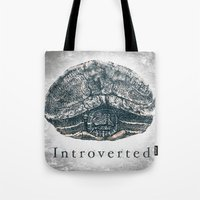 Introverted Tote Bag
