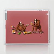 Orange Man (Colour) Laptop & iPad Skin