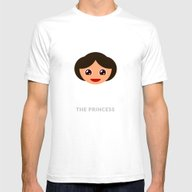 T-shirt featuring SW Leia Organa The Princ… by JD Hancock