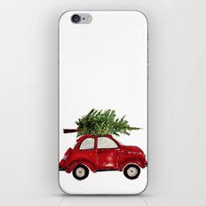 Red Christmas Beetle  iPhone & iPod Skin