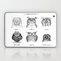Caffeinated Owls Laptop & iPad Skin