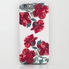 Red Roses Slim Case iPhone 6s
