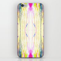 Melt Colors Series: Rain iPhone & iPod Skin