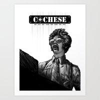 Cochese... Art Print