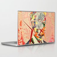 Laptop & iPad Skin featuring Rex by Alec Goss