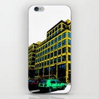 Berlin City iPhone & iPod Skin