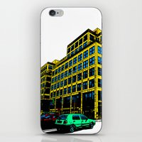 Berlin City iPhone & iPod Skin
