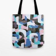 PatternM08 Tote Bag