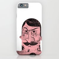 The Tattooed Man iPhone 6 Slim Case