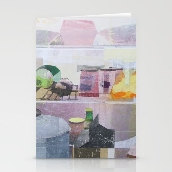 Starving Artist (M.C) Stationery Card
