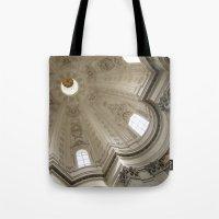 Borromini's Sant'Ivo Tote Bag