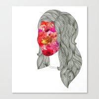 Anthea Canvas Print