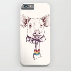 Pig and scarf Slim Case iPhone 6s