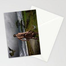 Fantasy Warrior Stationery Cards