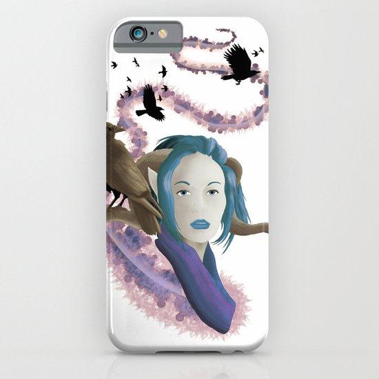 Crow Call iPhone & iPod Case