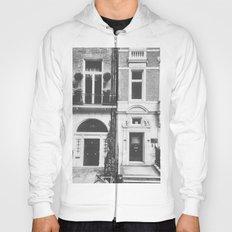 London Facade: B&W Hoody