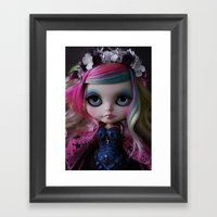 Sweet Death Shinigami (O… Framed Art Print