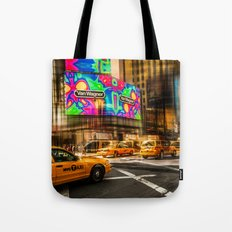 New York - Van Wagner Tote Bag
