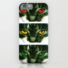 CAT CROSSING iPhone 6s Slim Case
