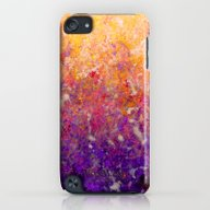 Abstract Art In Sunset P… iPod touch Slim Case