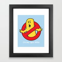 That's a Big Twinkie Framed Art Print