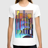 seattle T-shirts featuring Seattle by Kristine Rae Hanning